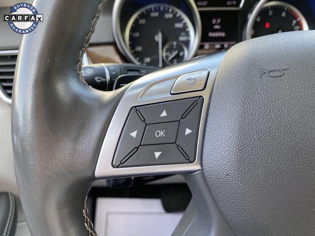 2012 Mercedes-Benz ML 350 ML 350 Madison, NC 40