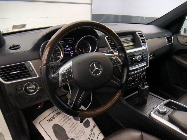 2012 Mercedes-Benz ML 350 ML 350 Madison, NC 3
