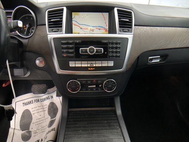 2012 Mercedes-Benz ML 350 ML 350 Madison, NC 4