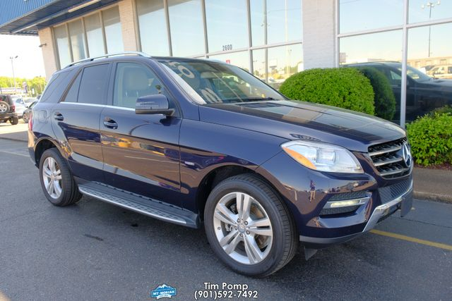 2012 Mercedes-Benz ML 350 NAVIGATION SUNROOF