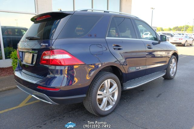 2012 Mercedes-Benz ML 350 NAVIGATION SUNROOF in Memphis, Tennessee 38115