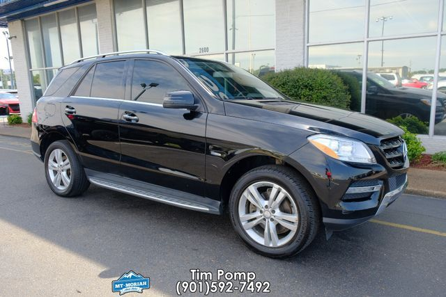 2012 Mercedes-Benz ML 350 in Memphis Tennessee
