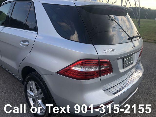 2012 Mercedes-Benz ML 350 in Memphis, TN 38115
