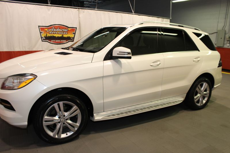 2012 Mercedes-Benz ML 350   city Illinois  Ardmore Auto Sales  in West Chicago, Illinois