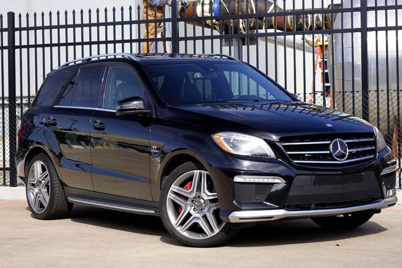 2012 Mercedes-Benz ML 63 AMG* Performance* Navi* BU Cam* 550HP* AWD*    Plano, TX   Carrick's Autos in Plano TX