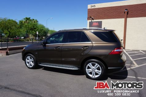 2012 Mercedes-Benz ML350 ML Class 350 4Matic AWD SUV ~ 1 Owner Clean CarFax | MESA, AZ | JBA MOTORS in MESA, AZ