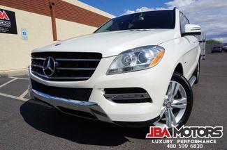 2012 Mercedes-Benz ML350 ML Class 350 4Matic AWD SUV ~Rear DVD ~Blind Spot | MESA, AZ | JBA MOTORS in Mesa AZ