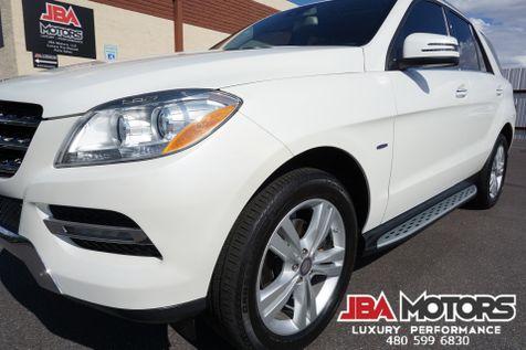 2012 Mercedes-Benz ML350 ML Class 350 4Matic AWD SUV ~Rear DVD ~Blind Spot   MESA, AZ   JBA MOTORS in MESA, AZ