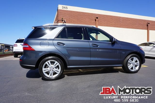 2012 Mercedes-Benz ML350 SUV ML Class 350 4Matic AWD in Mesa, AZ 85202