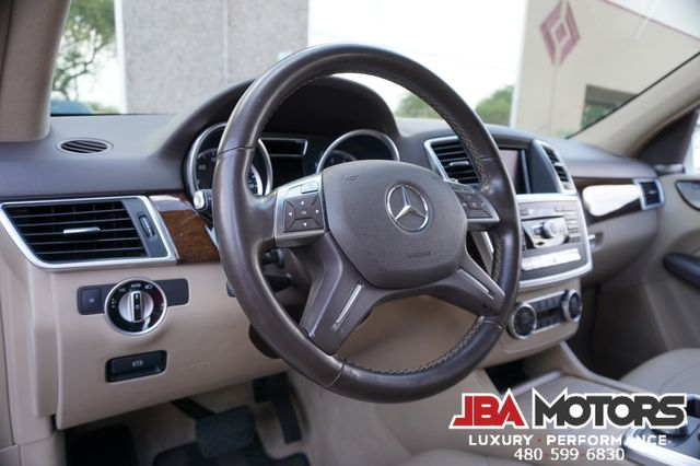 2012 Mercedes-Benz ML350 ML Class 350 4Matic AWD P02 Pano Roof Blind Spot in Mesa, AZ 85202