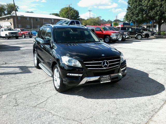 2012 Mercedes-Benz ML350 4Matic (AWD) Boerne, Texas 1