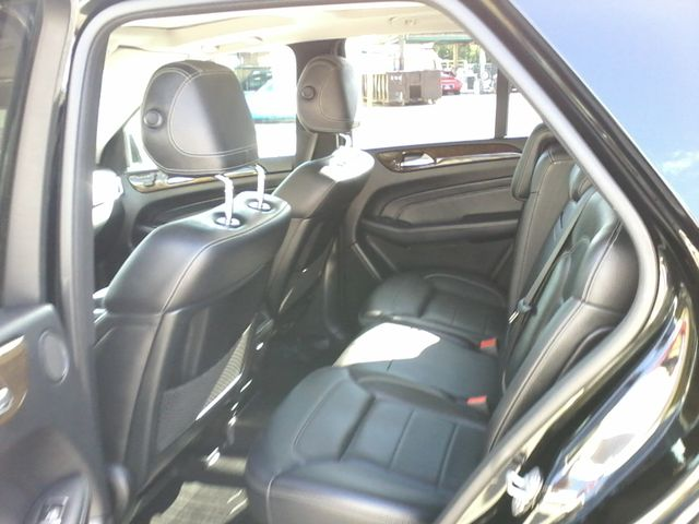 2012 Mercedes-Benz ML350 4Matic (AWD) Boerne, Texas 12
