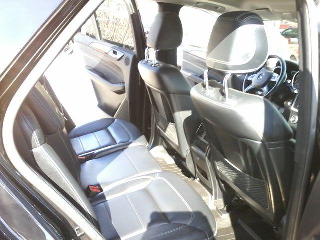 2012 Mercedes-Benz ML350 4Matic (AWD) Boerne, Texas 15