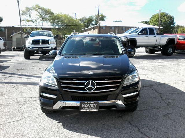 2012 Mercedes-Benz ML350 4Matic (AWD) Boerne, Texas 2