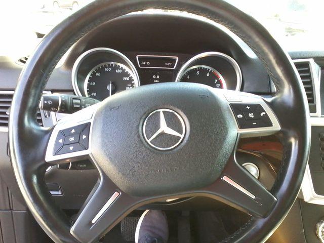 2012 Mercedes-Benz ML350 4Matic (AWD) Boerne, Texas 22