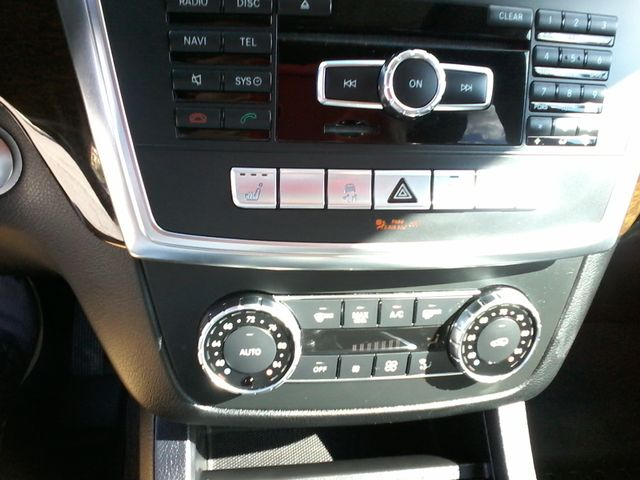 2012 Mercedes-Benz ML350 4Matic (AWD) Boerne, Texas 29