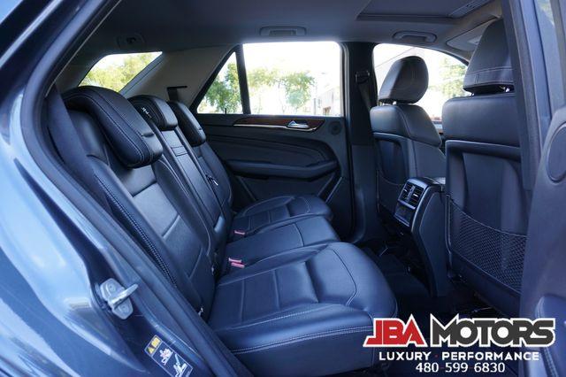 2012 Mercedes-Benz ML550 ML Class 550 AMG Sport Package 4Matic AWD SUV in Mesa, AZ 85202