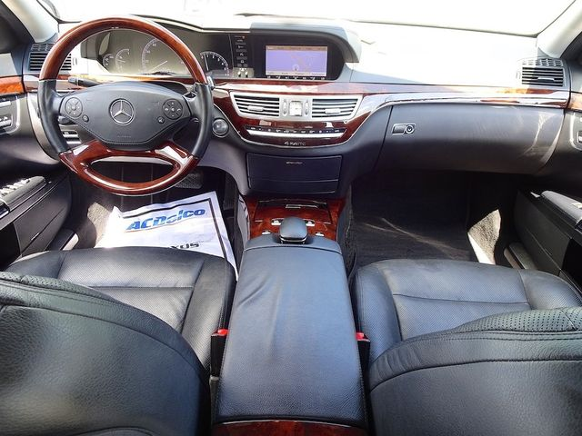 2012 Mercedes-Benz S 350 BlueTEC Madison, NC 44