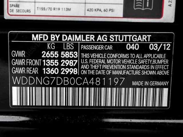 2012 Mercedes-Benz S 550 Burbank, CA 35