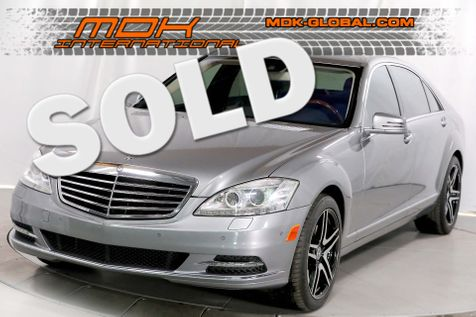 2012 Mercedes-Benz S 550 - P2 pkg - Keyless GO - Heated / cooled seats in Los Angeles