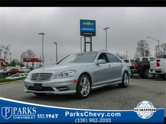 2012 Mercedes-Benz S 550 S 550 in Kernersville, NC 27284