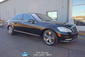 2012 Mercedes-Benz S 550 AMG SPORT PACKAGE in Memphis, Tennessee 38115