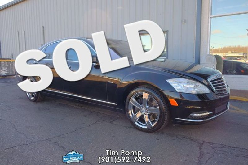 2012 Mercedes-Benz S 550 AMG SPORT PACKAGE | Memphis, Tennessee | Tim Pomp - The Auto Broker in Memphis Tennessee