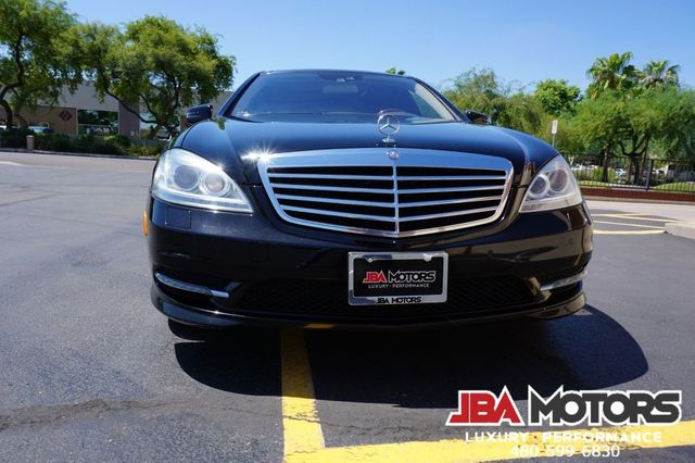 2012 Mercedes-Benz S550 S Class 550 Sedan P2 Pkg AMG Sport Pano Roof WOW in Mesa, AZ 85202