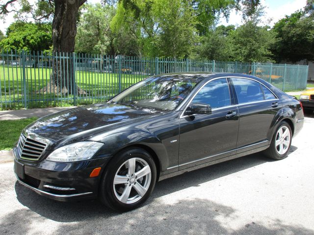 2012 Mercedes-Benz S 550 Miami, Florida