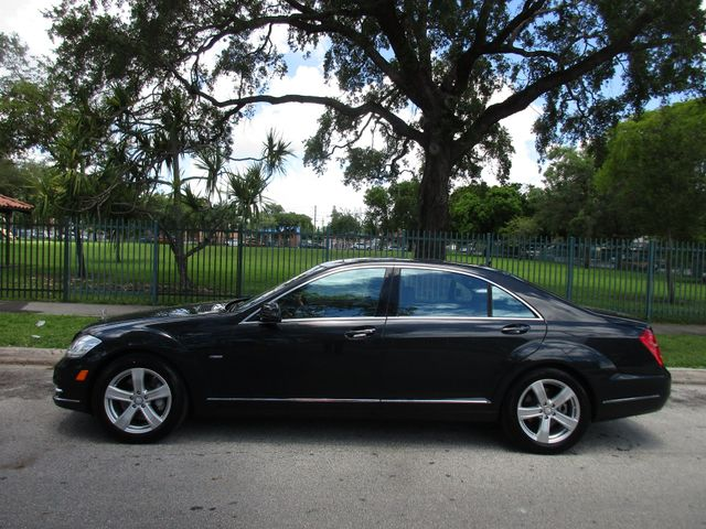 2012 Mercedes-Benz S 550 Miami, Florida 1