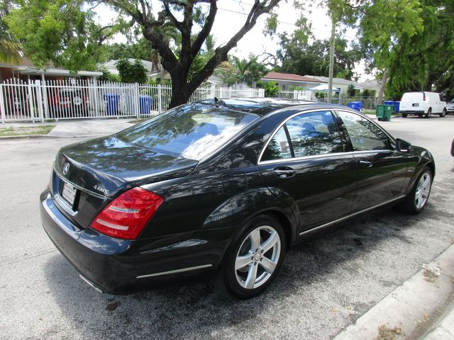 2012 Mercedes-Benz S 550 Miami, Florida 3