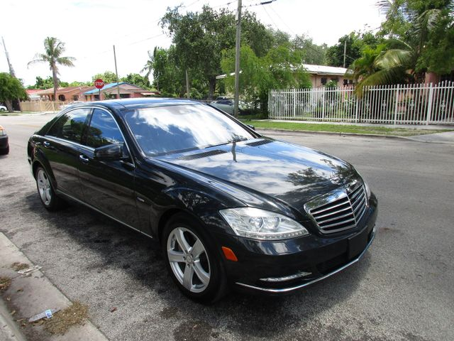 2012 Mercedes-Benz S 550 Miami, Florida 4