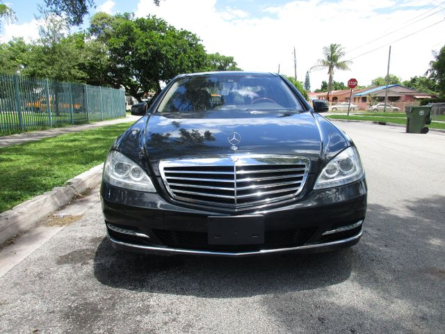 2012 Mercedes-Benz S 550 Miami, Florida 5