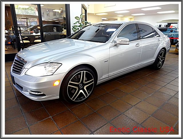 2012 Mercedes-Benz S 550 Blue Efficiency | San Diego | Exotic Classic USA La Jolla, California 1