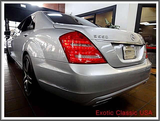 2012 Mercedes-Benz S 550 Blue Efficiency | San Diego | Exotic Classic USA La Jolla, California 16