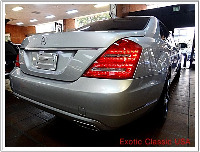 2012 Mercedes-Benz S 550 Blue Efficiency | San Diego | Exotic Classic USA La Jolla, California 17