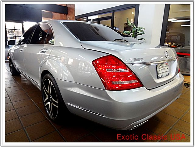 2012 Mercedes-Benz S 550 Blue Efficiency | San Diego | Exotic Classic USA La Jolla, California 2