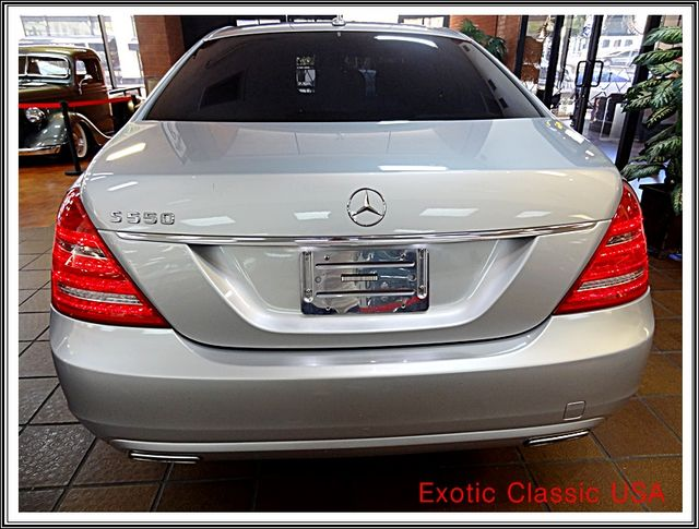 2012 Mercedes-Benz S 550 Blue Efficiency | San Diego | Exotic Classic USA La Jolla, California 3