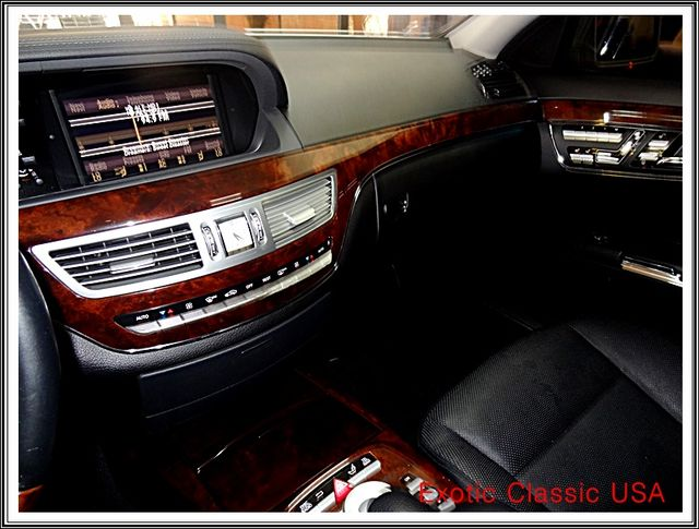 2012 Mercedes-Benz S 550 Blue Efficiency | San Diego | Exotic Classic USA La Jolla, California 26