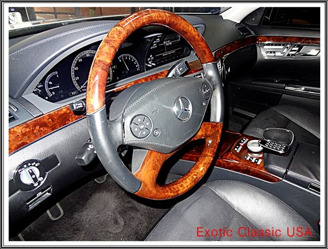 2012 Mercedes-Benz S 550 Blue Efficiency | San Diego | Exotic Classic USA La Jolla, California 30