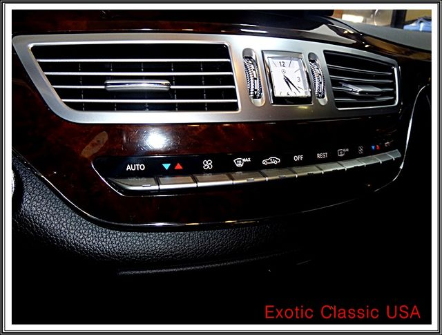 2012 Mercedes-Benz S 550 Blue Efficiency | San Diego | Exotic Classic USA La Jolla, California 32