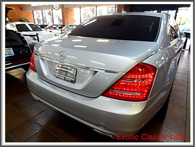 2012 Mercedes-Benz S 550 Blue Efficiency | San Diego | Exotic Classic USA La Jolla, California 4