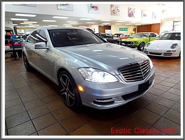 2012 Mercedes-Benz S 550 Blue Efficiency | San Diego | Exotic Classic USA La Jolla, California 40