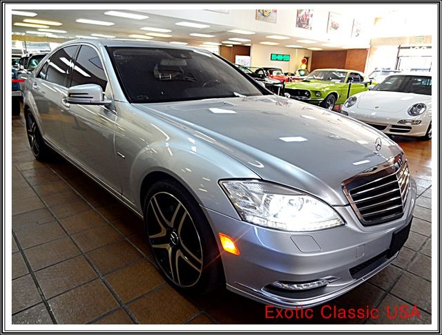 2012 Mercedes-Benz S 550 Blue Efficiency | San Diego | Exotic Classic USA La Jolla, California 5