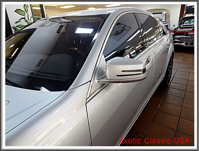 2012 Mercedes-Benz S 550 Blue Efficiency | San Diego | Exotic Classic USA La Jolla, California 8