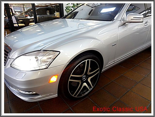 2012 Mercedes-Benz S 550 Blue Efficiency | San Diego | Exotic Classic USA La Jolla, California 9