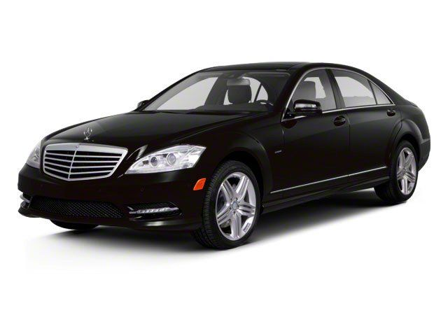 2012 Mercedes-Benz S-Class S 550 - w/AMG Package