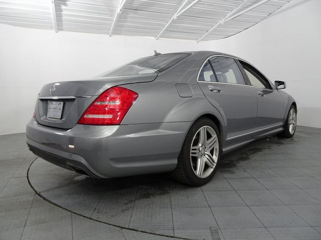 2012 Mercedes-Benz S-Class S 550 in McKinney, Texas 75070