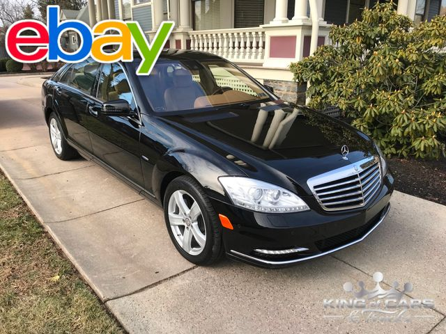 2012 Mercedes-Benz S550 LOADED TAN INTERIOR 42K MILES LUXURY