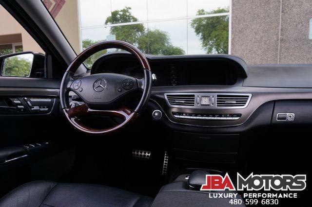 2012 Mercedes-Benz S550 BRABUS PACKAGE S Class 550 in Mesa, AZ 85202